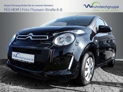 gebraucht Citroën C1 1.0 VTi 68 ETG Feel*Automatik, Klima*