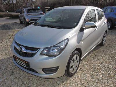 gebraucht Opel Karl 1.0 Edition KLIMA TEMPOMAT TAGFAHRLICHT