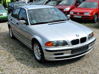 gebraucht BMW 316 3er