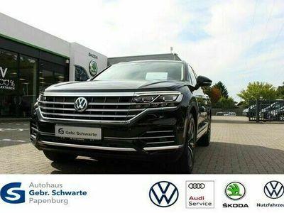 gebraucht VW Touareg 3.0 TDI DSG Elegance Allradlenkung Luft