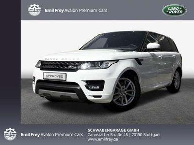 gebraucht Land Rover Range Rover Sport TDV6 SE