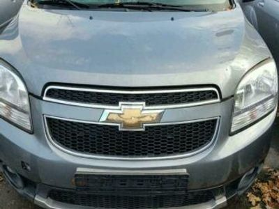 gebraucht Chevrolet Orlando