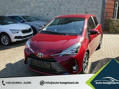gebraucht Toyota Yaris 1.5 Dual-VVT-Multidrive S Y20 Club +1.HAND