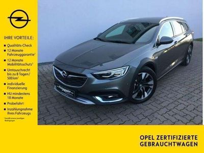 gebraucht Opel Insignia Country Tourer 1.6 Turbo Exclusive*Leder*Navi*SZH*