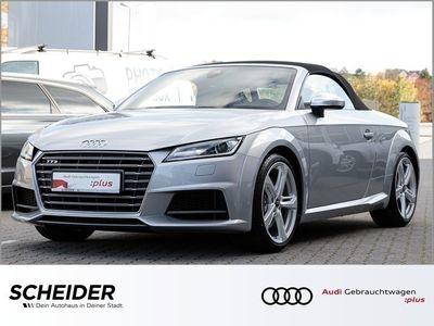 gebraucht Audi TT Roadster S 2.0 TFSI qu. Leder Navi LM19 virtual