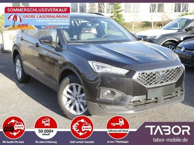 gebraucht Seat Tarraco 2.0 TDI 150 DSG 4Drive Style LED 7-S Kam