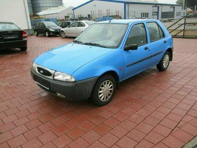 gebraucht Ford Fiesta Style Lim.