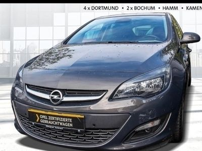 gebraucht Opel Astra 1.4 Turbo Style ecoFlex Start Stop Navi Klimaauto Shzg Lhzg PDCv+h