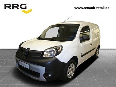 gebraucht Renault Kangoo Z.E. 2-Sitzer zzgl. Batteriemiete Navi +