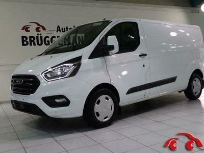 gebraucht Ford Custom Transit2,0 ECOBLUE 310 L2H1 LKW VA TREND KLIMA PDC AUDIO