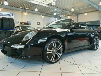 gebraucht Porsche 911 Carrera Cabriolet Black Edition*TURBO II*KLAPPE
