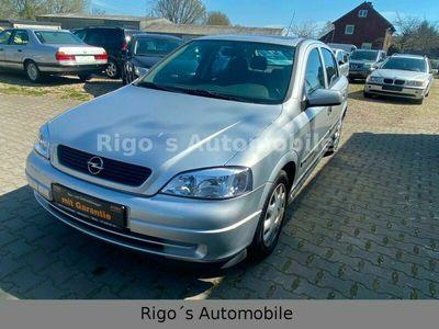 gebraucht Opel Astra Lim. Comfort *LEDER*2.HAND*