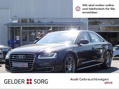 gebraucht Audi A8 4.0 TFSI quattro 4H B&O Massage Navi DVD Standheizung uvm...