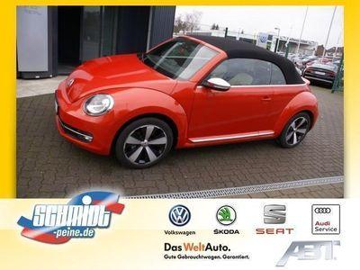 used VW Beetle Cabrio 2.0 TDI DSG Exclusive Navi18Xenon