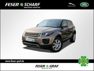 gebraucht Land Rover Range Rover evoque 2.0 TD4 AWD 150PS Pure