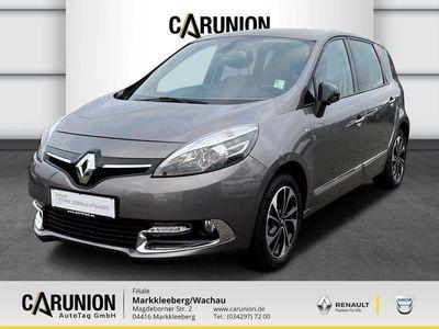gebraucht Renault Scénic Bose Edition