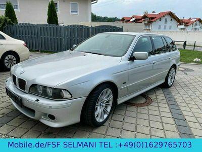 gebraucht BMW 501 Baureihe 5 Touring 540i. V .8/ E39/ P.S.