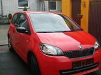 "gebraucht Skoda Citigo 1.0 MPi ""Green tec Cool Edition"""