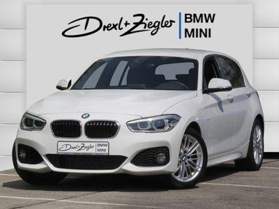 gebraucht BMW 118 i 5-t. M Sport Navi Leder LED SHZ PDC Tempomat
