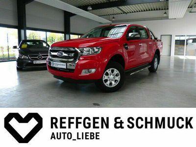 gebraucht Ford Ranger XLT+4X4+DOKA+OFFROAD+KLIMA+KAMERA+AHK+TÜV Doppelk