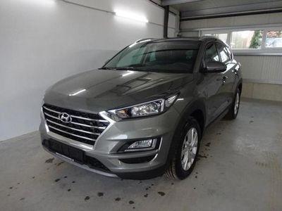 gebraucht Hyundai Tucson Style Feel 1,6 CRDi 85KW EU6d LKAS+SLIF 85 kW (116 PS), Schaltgetriebe
