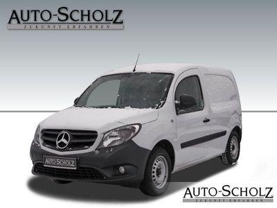 gebraucht Mercedes Citan 108 CDI 1.Hand+SHZ+Tempomat