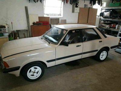 gebraucht Ford Taunus 1.6 Baujahr 1982 H Kennzeichen...