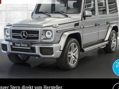 gebraucht Mercedes G63 AMG AMG L Exkl-Paket Stdhzg Harman COMAND SHD AHK
