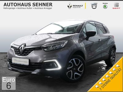 gebraucht Renault Captur BOSE Edition ENERGY TCe 120 EDC