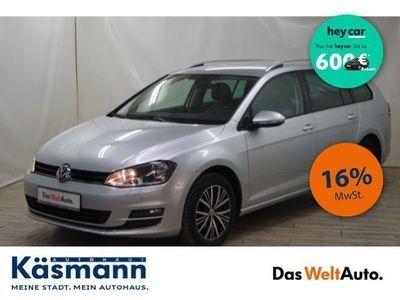 gebraucht VW Golf VII Variant 2.0 TDI Join NAVI+AHK+PDC+SITZH