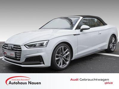 gebraucht Audi A5 Cabriolet Sport 40 TDI s-tronic Navi