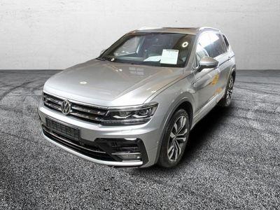 gebraucht VW Tiguan Allspace 2.0 TDI DSG 4-Motion, 2x R-LI...