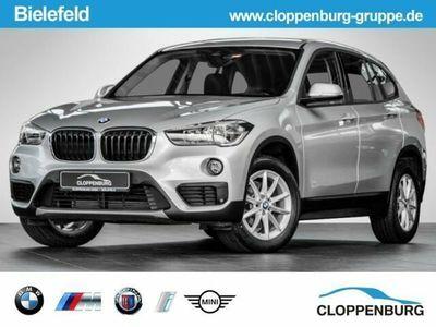 gebraucht BMW X1 sDrive18i Navi SHZ Klima Temp Parkh PDC
