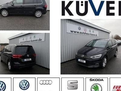gebraucht VW Touran 1,4 TSI Highline DSG Navi LED ACC