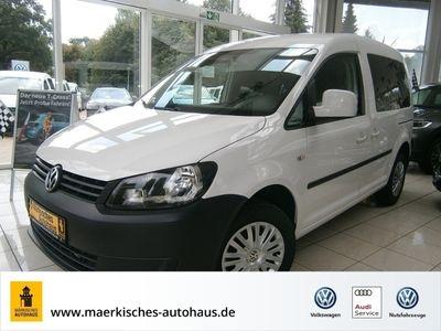 gebraucht VW Caddy Kombi 1.6 TDI Trendline *PDC*SHZ*AHK*