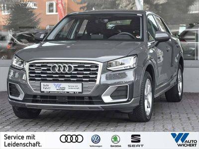 gebraucht Audi Q2 Sport 35 TDI quattro S tronic -24%/ NAVI/ LED