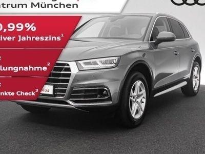 gebraucht Audi Q5 35 TDI qu. S tronic StsHzg/Leder/Navi+/LED/Virtual/AHK