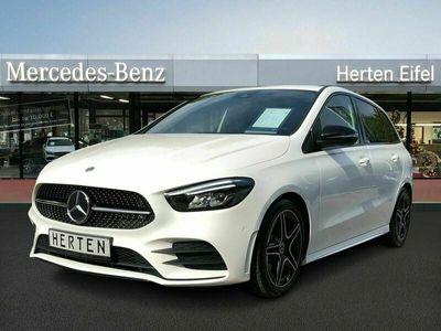 gebraucht Mercedes B220 4M AMG + NIGHT +NAVI PREMIUM+ LED + KAMERA