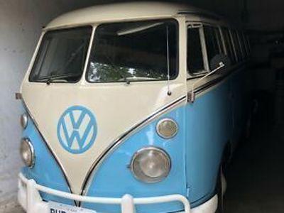 gebraucht VW T1 aus Brasilien zum restaurieren