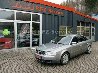 gebraucht Audi A6 2.4 V6 Xenon elektr. Vordersitze SHZ LM AHK
