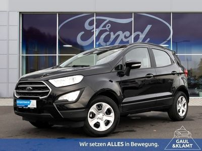 gebraucht Ford Ecosport Cool & Connect