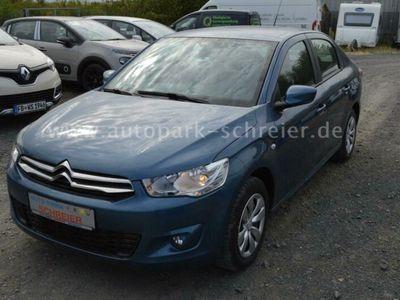 gebraucht Citroën C-Elysee I PT 82 Selection Klima Radio wenig Km