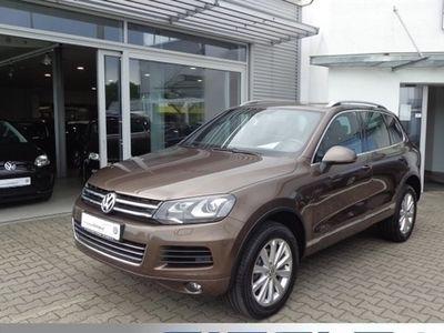 gebraucht VW Touareg 3.0 V6 TDI Autom*Luft*Navi*Xenon*19-Zoll