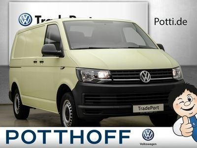 gebraucht VW Transporter Kasten 2.0 TDI 1.Hand/AHK/Kunstleder