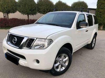 gebraucht Nissan Pathfinder 2.5 dCi XE