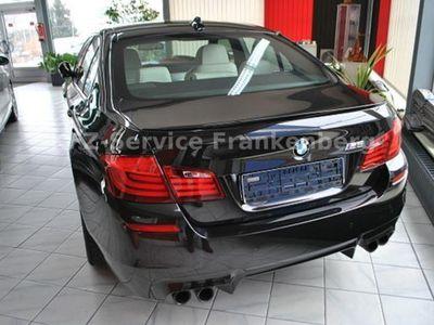 """gebraucht BMW M5 DKG """"Individual"""" 1.Hand 38000km"""