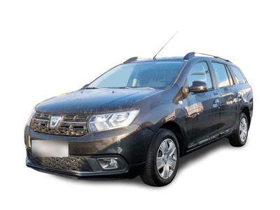 gebraucht Dacia Logan MCV Laureate TCe 90 LPG KAMERA NAVI EU6