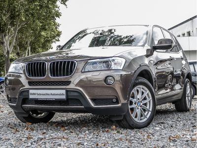 gebraucht BMW X3 xDrive20d Xenon AHK Klima Shz PDC
