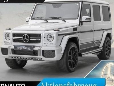 gebraucht Mercedes G63 AMG AMG Automatik COMAND DISTRONIC