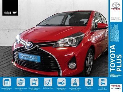 gebraucht Toyota Yaris 1.5 Hybrid Comfort *Alu*Kamera*